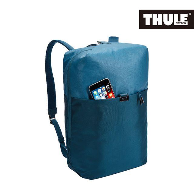 THULE-Spira 15L筆電後背包SPAB-113-藍