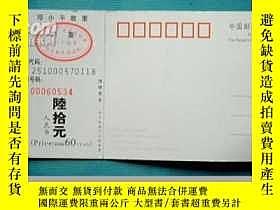 二手書博民逛書店門票:鄧小平故里(21X8CM)票價罕見2827 背面是名信片