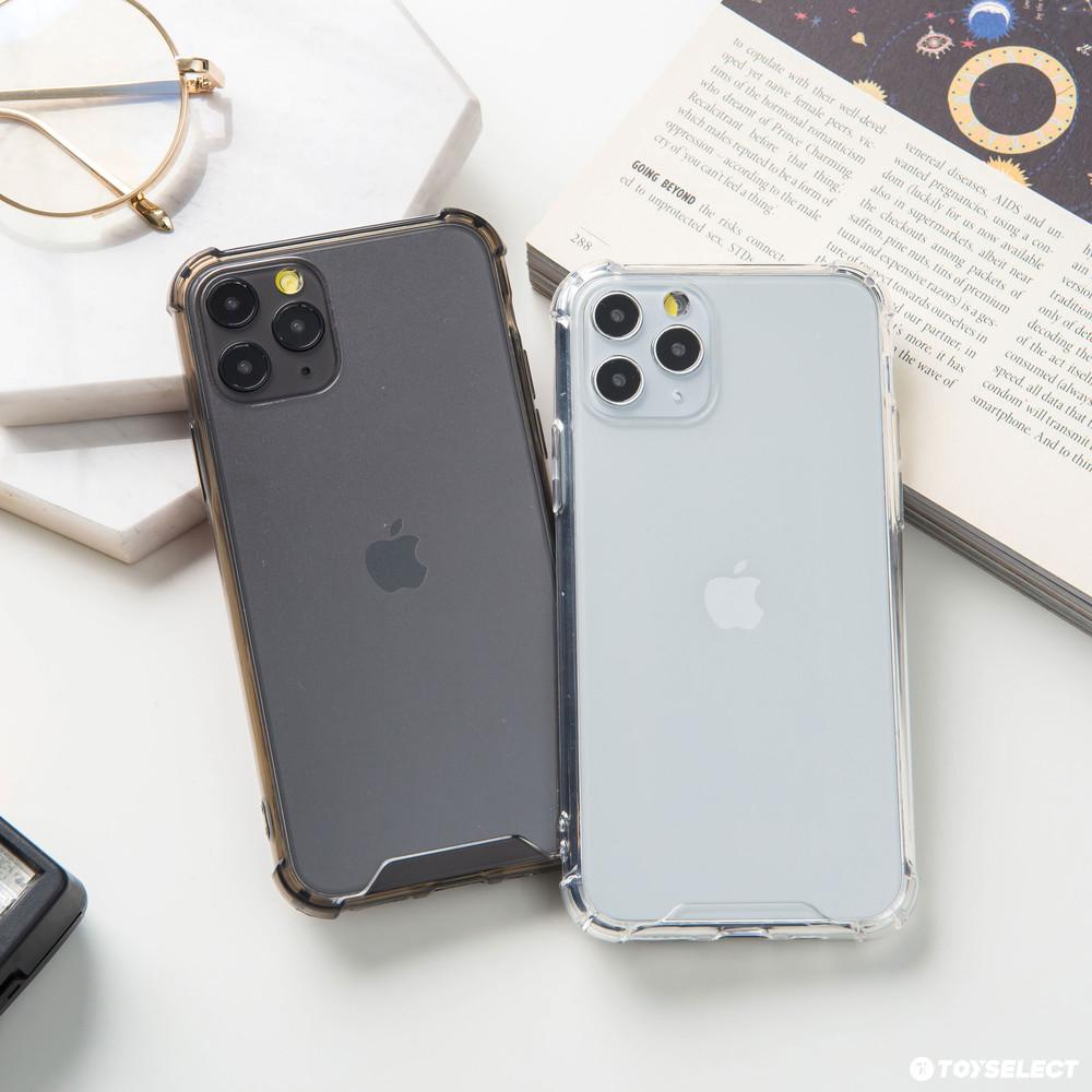 出清SALE【超防摔】BLAC硬式透明iPhone氣囊防摔殼(優盾四角防摔)
