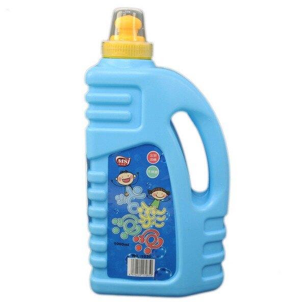 大 泡泡水補充液 NO-1030 防漏型 1000ml/一箱24罐入(定120) 防倒出水口 泡泡槍補充液 吹泡泡機專用補充液-CF141778