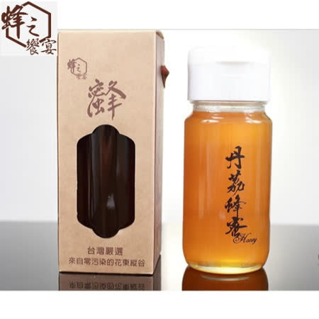 【蜂之饗宴】丹荔蜂蜜700克