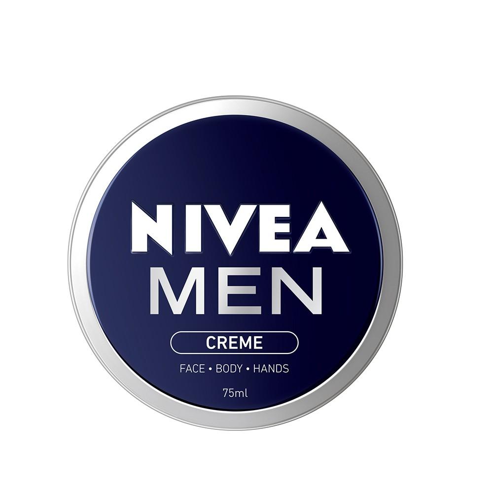 NIVEA妮維雅男士全效潤膚霜75ml【康是美】
