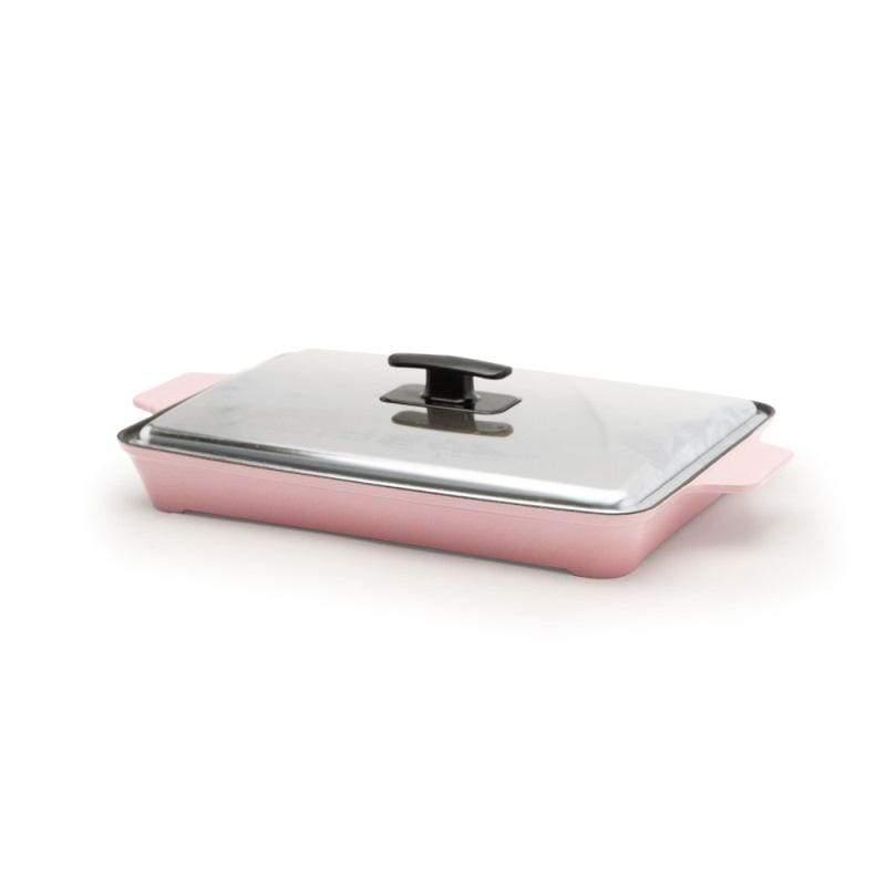 A4鑄鐵平烤盤(晶鑽款) 晶鑽粉