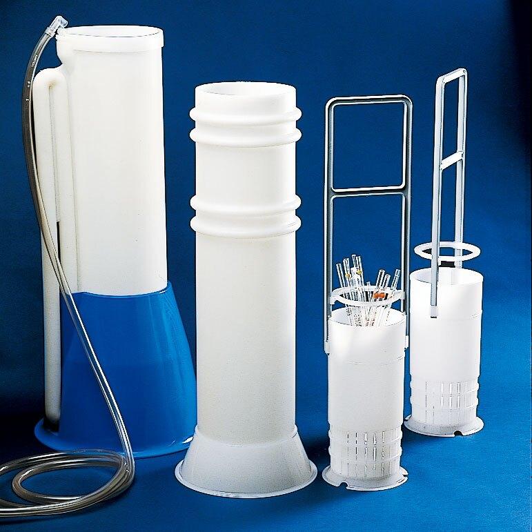 《Kartell》塑膠自動吸管洗滌器 洗滌筒 Compartment Tray, PP/PE