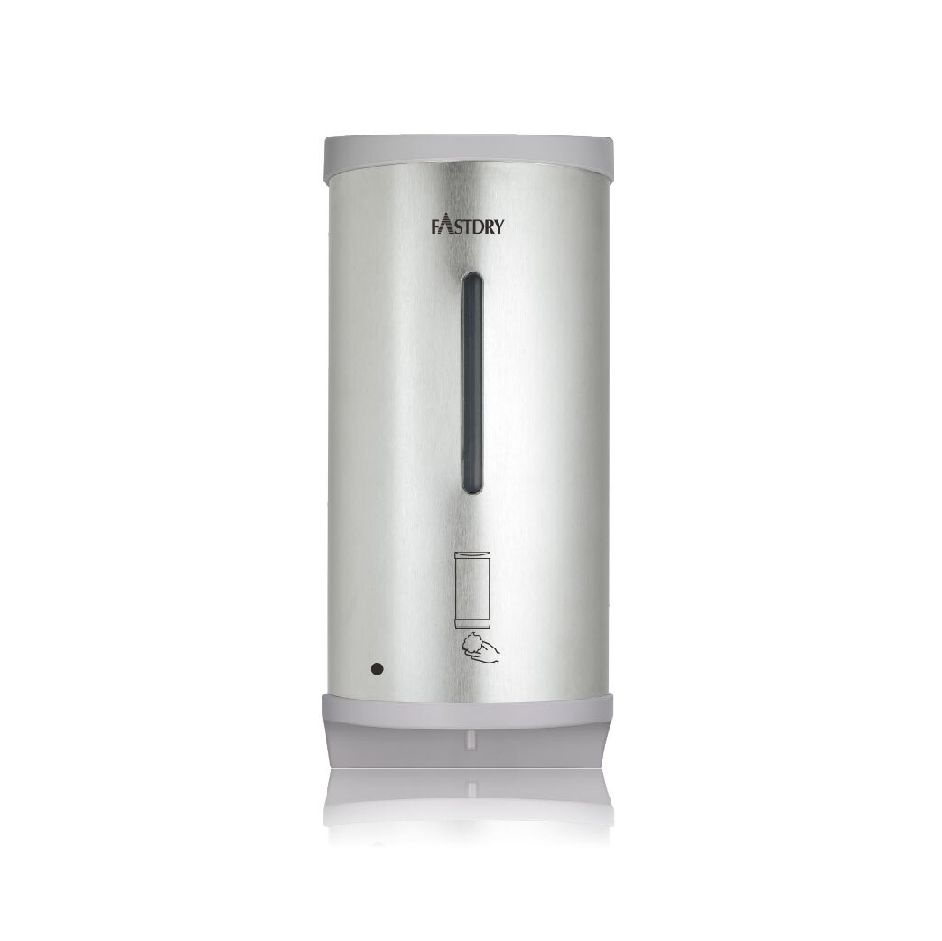 『哇哇蛙』【壁掛式】酒精自動噴灑器 HK-MSD 不銹鋼外殼 800ML大容量 噴霧 耐酒精 消毒器 高質感