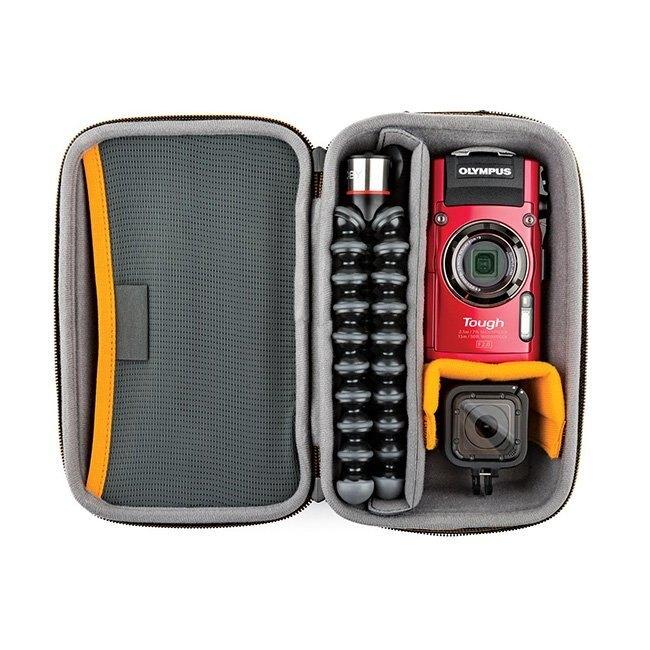 ◎相機專家◎ Lowepro 羅普 Hardside 硬派 CS60 隨身 相機包 收納包 保護殼 (L229) 公司貨