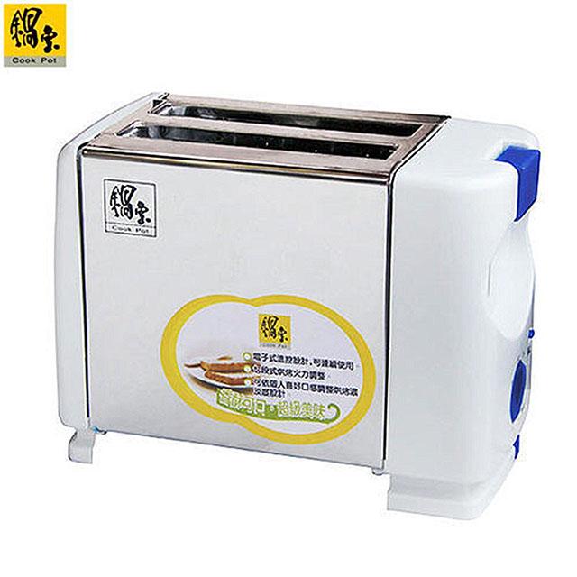 鍋寶 不鏽鋼烤麵包機 OV-6280 免運