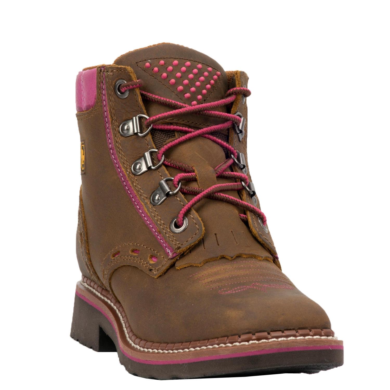 Dan Post Janesville (Steel Toe) - Womens Work Boots