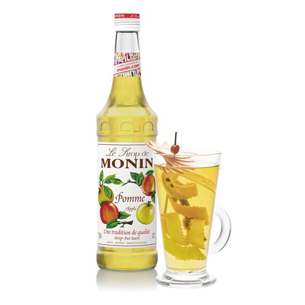 monin糖漿-蘋果700ml(81470079