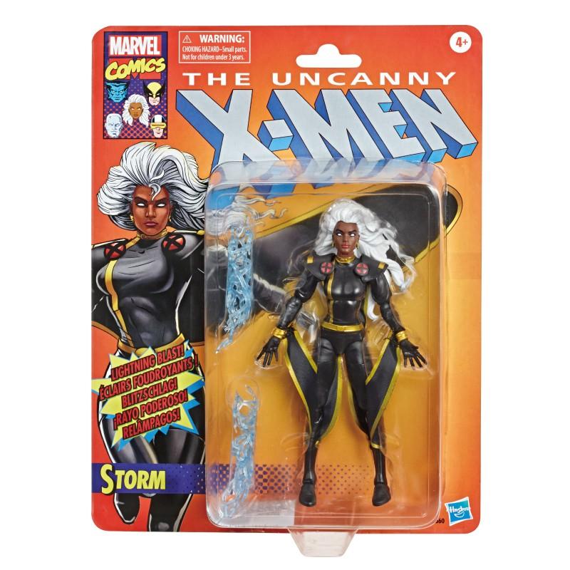 漫威X戰警傳奇經典收藏人物-暴風女 吊卡 玩具反斗城