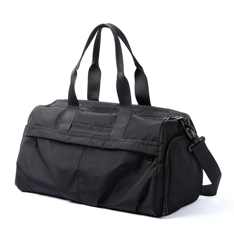 乾濕包 潮流時尚旅行包干濕分離健身包訓練男包大容量行李袋單肩斜跨女包
