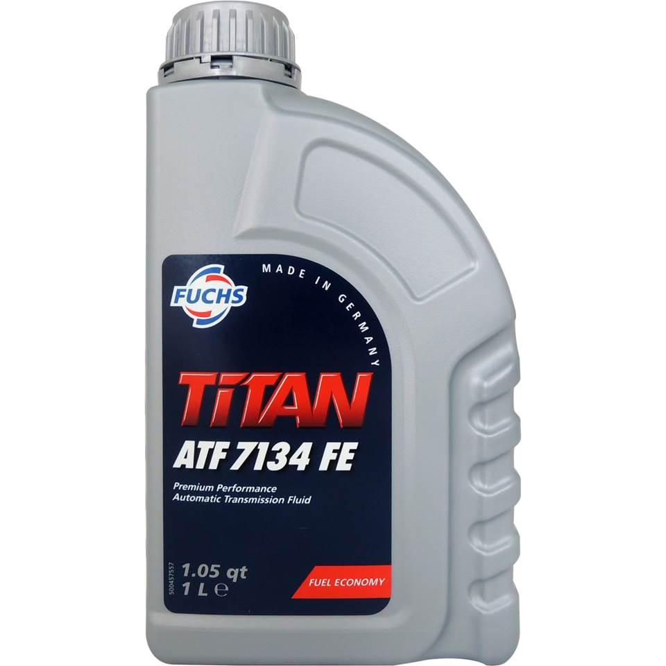 Fuchs TITAN ATF 7134FE 7速NAG2FE+全合成長效自動變速箱油