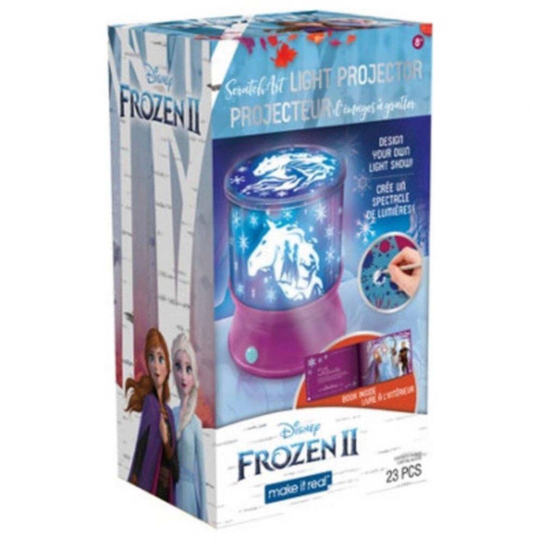 《 Disney 迪士尼 》冰雪奇緣2-DIY投影燈 東喬精品百貨