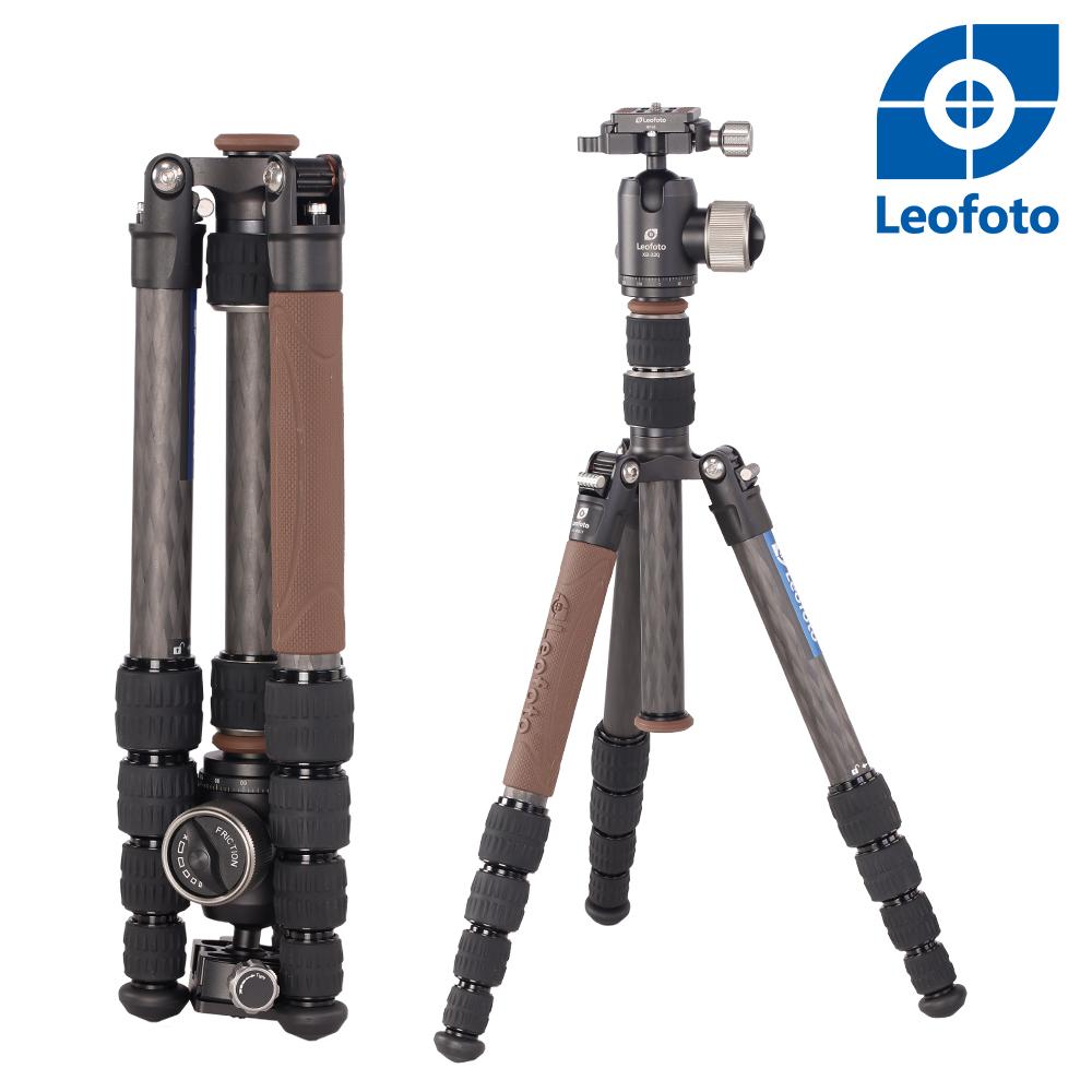Leofoto徠圖 -LX-225CT+XB-32Q碳纖反摺輕便三腳架雲台套裝