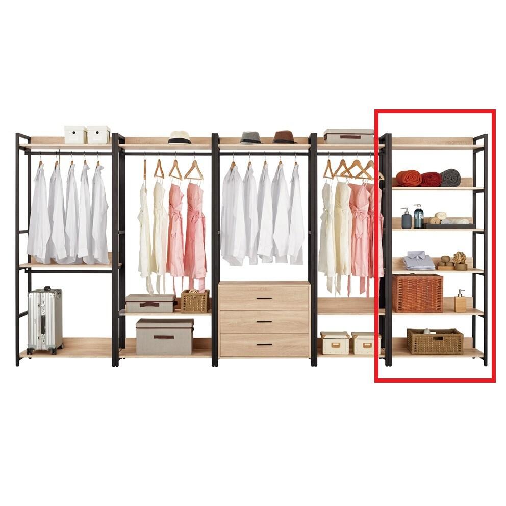 艾麗斯2.6尺收納衣櫥