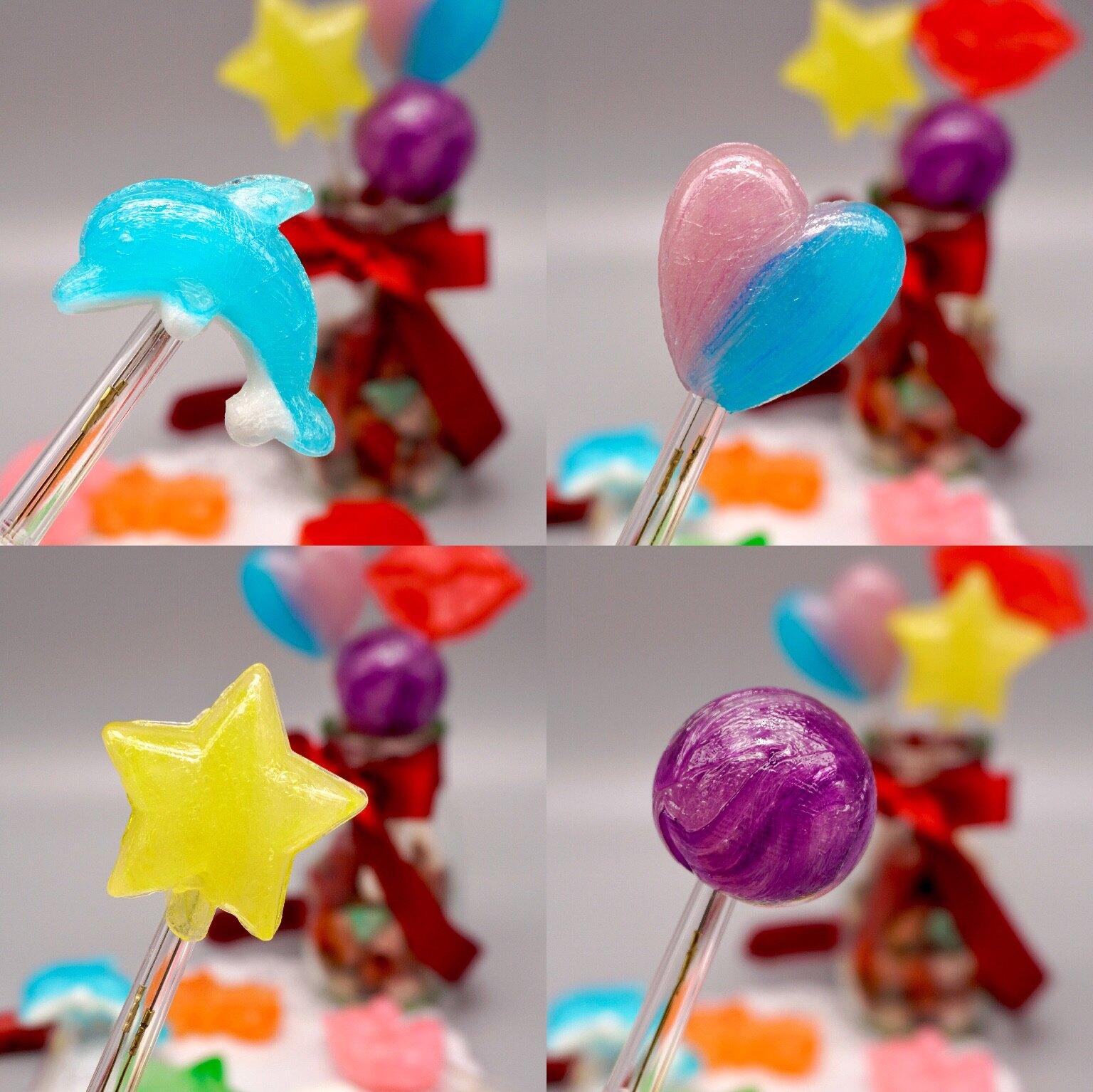 嘴甜甜 LED閃亮棒棒糖 棒棒糖系列 發光棒棒糖 水果棒棒糖 水果口味 婚禮小物 進場小物 玫瑰花 情人節 結婚 伴手禮 素食 現貨