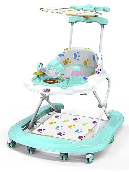 嬰兒學步車多功能防O型腿防側翻手推男寶寶女孩幼兒童起步學行車WY 淇朵市集