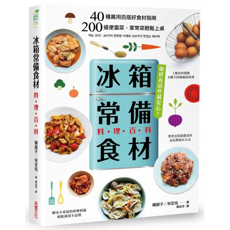 冰箱常備食材-料理百科