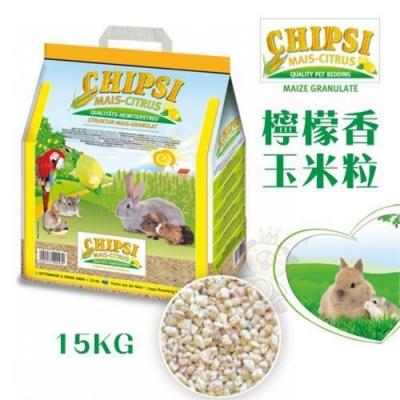 JRS德國CHIPSI-檸檬香玉米粒 15kg (J10-2) (小動物用)