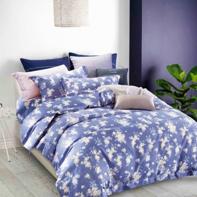 Saint Rose 楚喬 特大天絲+3M專利吸濕排汗 枕套床包三件組