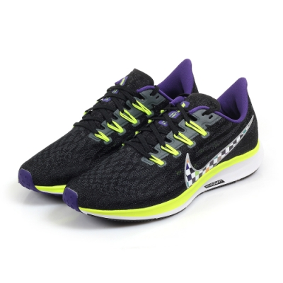 Nike Air Zoom Pegasus 36 黑黃 慢跑鞋 CQ4814-071