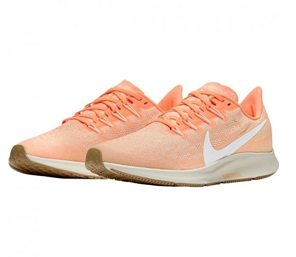 NIKE AIR ZOOM PEGASUS 36 粉色 慢跑鞋  AQ2210800
