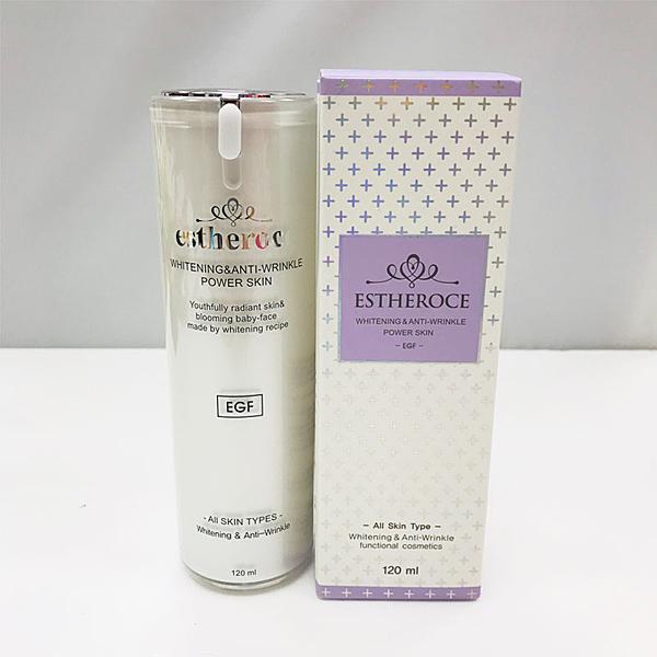 韓國 ESTHEROCE 能量EGF精華保濕化妝水 120ml