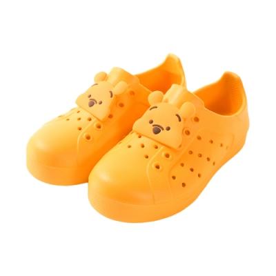 魔法Baby男女童鞋 台灣製迪士尼米奇正版輕量休閒洞洞鞋sd3054