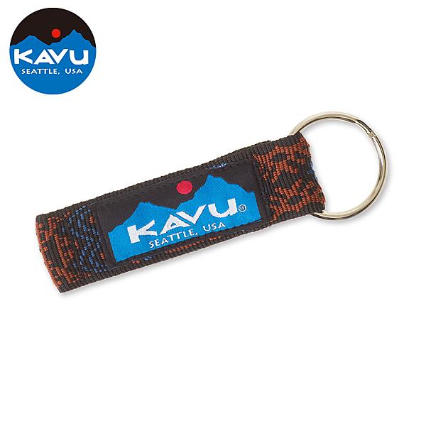 【西雅圖 KAVU】Key Chain 鑰匙圈 沙漠銹茵 #910