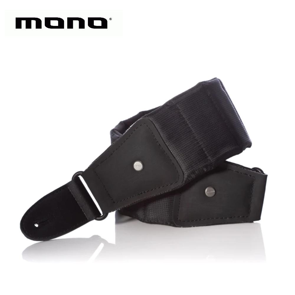 MONO M80 Betty BLK 吉他專用背帶 黑色長版