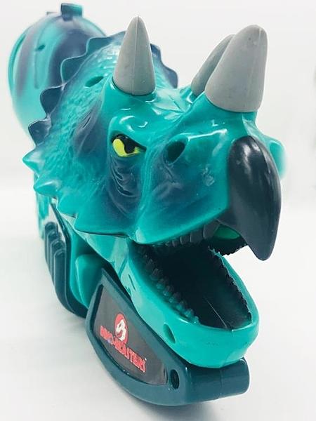 恐龍水槍兒童玩具壓氣高壓水槍抽拉式射程遠沙灘戲水玩具水槍