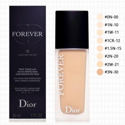 * Dior迪奧 超完美持久柔霧粉底液30ml