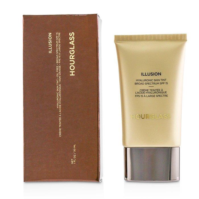 HOURGLASS - 玻尿酸潤色隔離霜 粉底液Illusion Hyaluronic Skin Tint SPF 15
