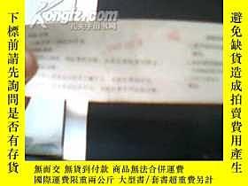 二手書博民逛書店早期門票:瀋陽植物園門票罕見1994年5月 網上獨有6716 出