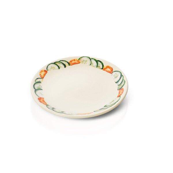 TZULA澎湃盤 黃瓜擺盤_20cm餐盤