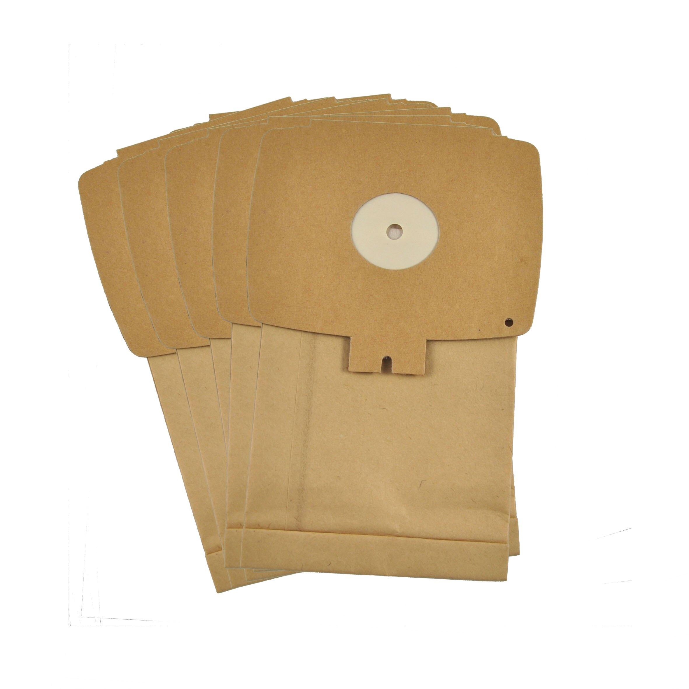 (618購物節)吸塵器集塵袋- 適用於Electrolux伊萊克斯系列適用 D715,D720,D725,D728,D729 台灣現貨【居家達人-9B05】