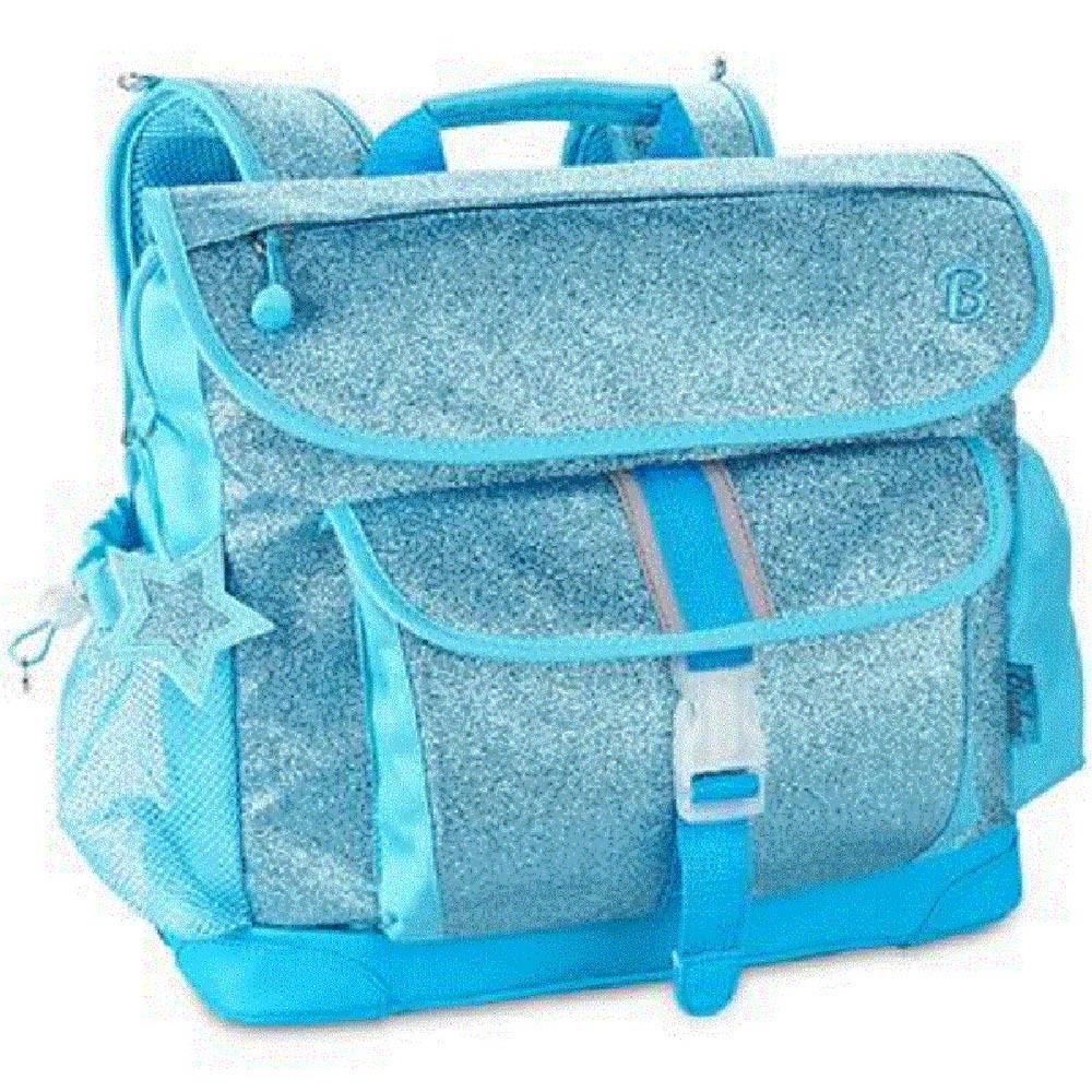 美國Bixbee閃采系列-冰雪藍輕量舒壓背/書包 (中童 大童 兩個尺寸)