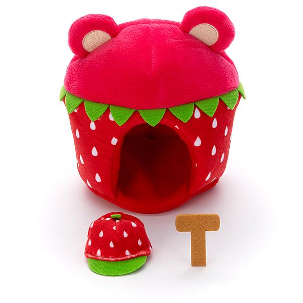 T-ARTS minimaginationTOWN 迷你好朋友 玩具總動員 熊抱哥房屋組