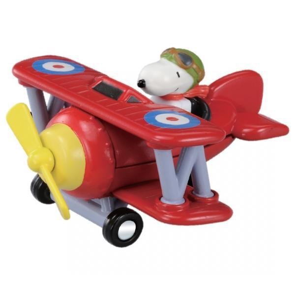 TOMICA 騎乘系列 R08 SNOOPY 史努比 Snoopy 【哈玩具】