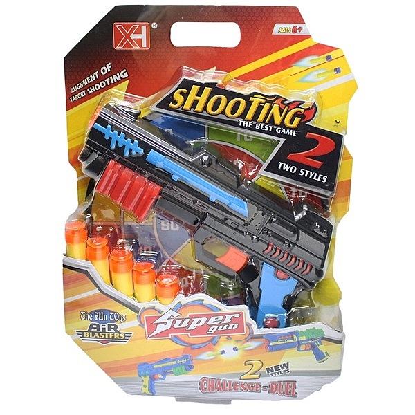 軟彈槍 海綿彈槍 XH011/HX012 /一個入(促150)-生T2181