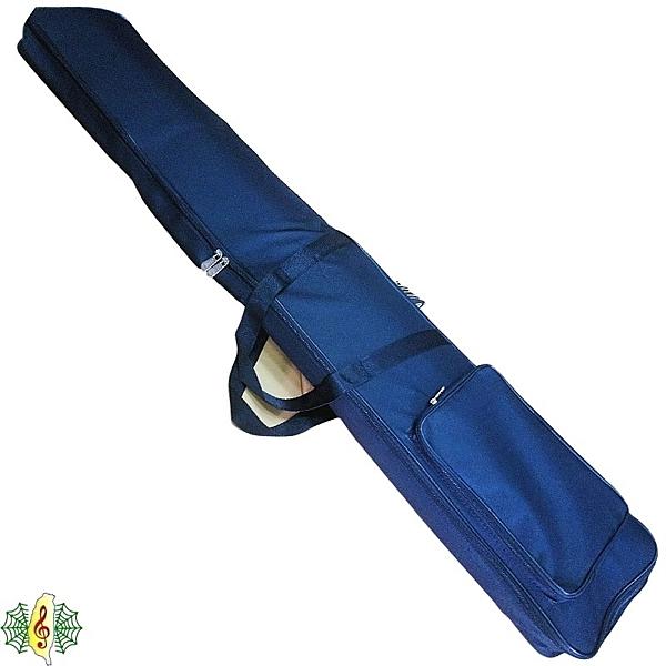 古琴 [網音樂城] 厚袋 防水 牛津布 可背 可提 附拉鍊配件袋