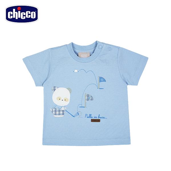 chicco-高球俱樂部-短袖上衣