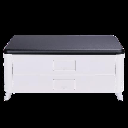 電腦增高架 電腦顯示器增高架辦公室臺式電腦墊高桌面底座置物收納盒『SS2214』