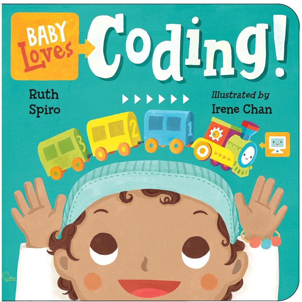 Baby Loves Coding (硬頁書)【禮筑外文書店】[79折]