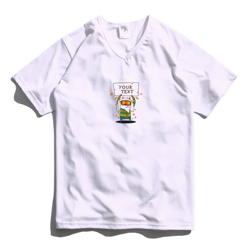 ONE DAY 台灣製 161C128 素V領素T 寬鬆衣服 短袖衣服 衣服 T恤 短T 素T 寬鬆短袖 短袖T恤
