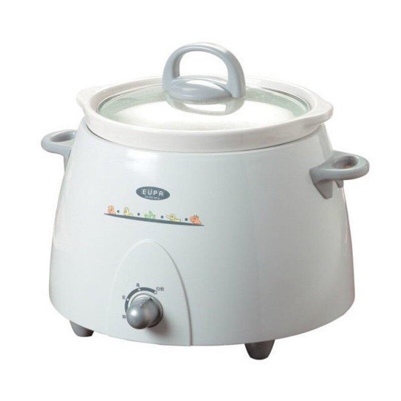 【EUPA優柏】3公升陶瓷燉鍋/燉煮TSK-8901 保固免運