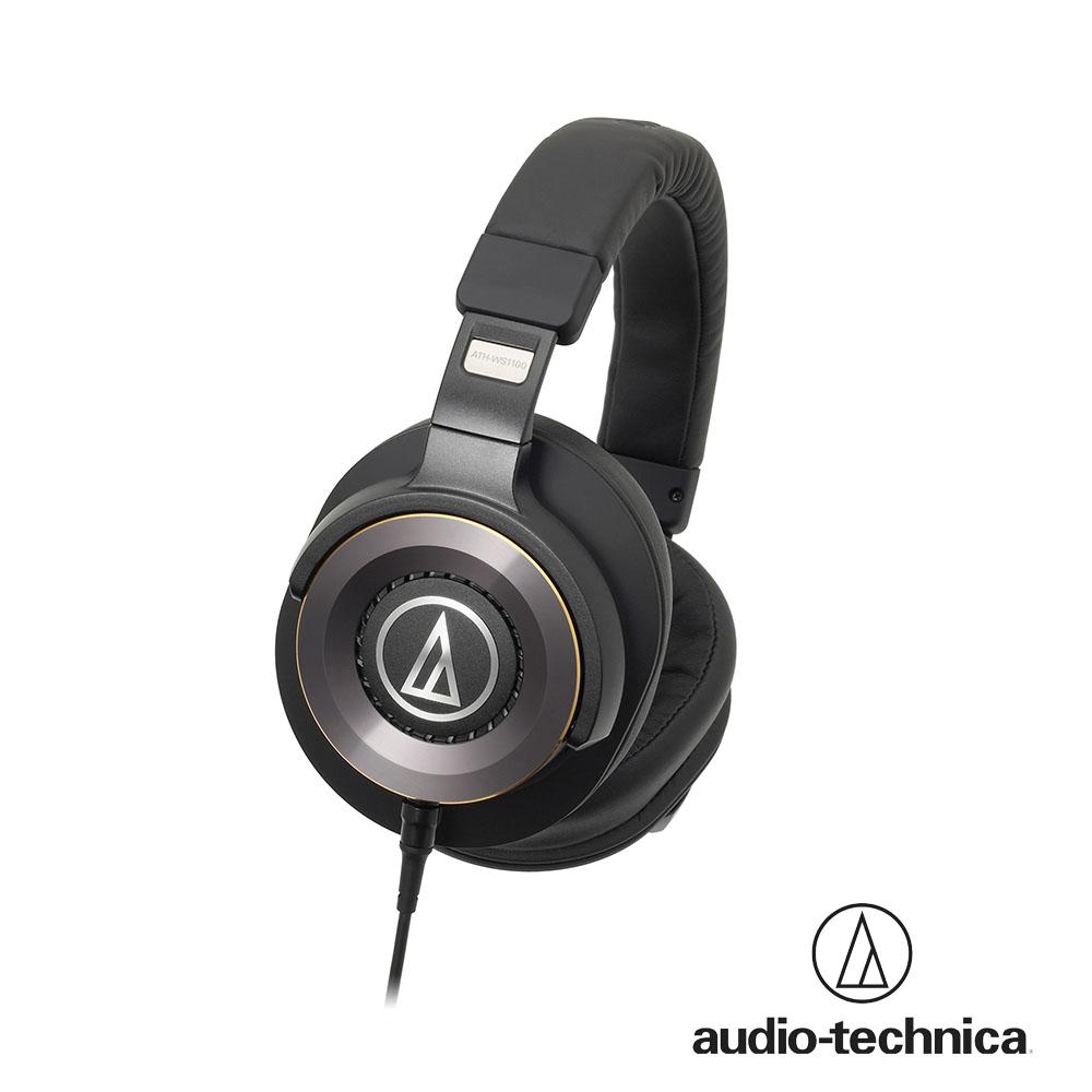 鐵三角 Audio-Technica ATH-WS1100 耳機