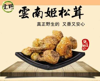 『雲野』雲南野生松茸菇乾貨(乾燥品,已篩選過,為出口日本的出口產品)只賣好品質!牛肝菌 松露 香菇 花菇 可參考!