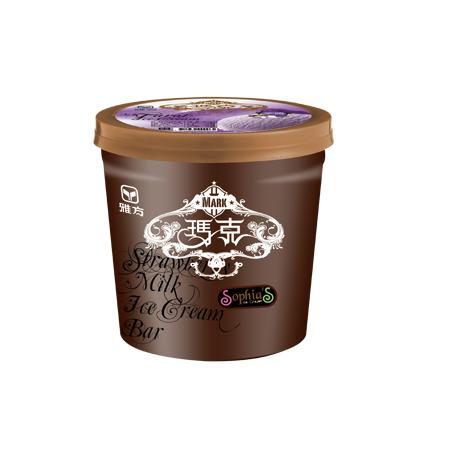 雅方瑪克冰淇淋-芋頭-500g