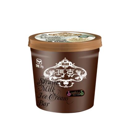 雅方瑪克冰淇淋-香草-500g